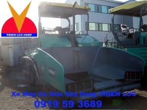 Xe Trãi Thảm Nhựa Đường VOGELE S1800-2